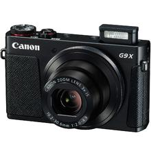 Canon PowerShot G9X, fekete
