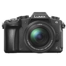 Panasonic Lumix DMC-G80 + Lumix G Vario 14 - 140 mm / F3.5 - 5.6 ASPH