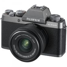 Fujifilm X-T100 ezüst + XC 15-45mm f/3.5-5.6 OIS PZ