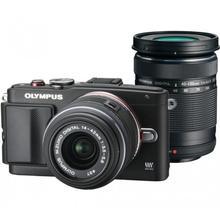 Olympus PEN E-PL6 + 14-42mm II R + 40-150mm