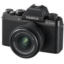 Fujifilm X-T100 fekete  + XC 15-45mm f/3.5-5.6 OIS PZ