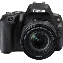 Canon EOS 200D Kit + EF-S 18-55 IS STM