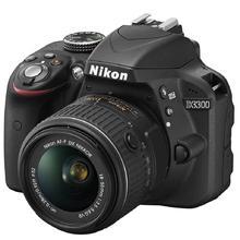 Nikon D3300 + 18-55 mm AF-P VR + 55-300 AF-S DX VR