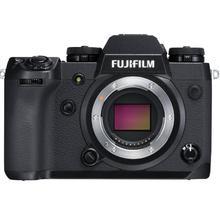 Fujifilm X-H1 fekete test