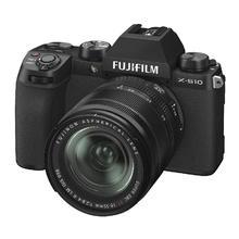 Fujifilm X-S10 + XF 18-55mm f/2,8-4, Black  Sérült doboz