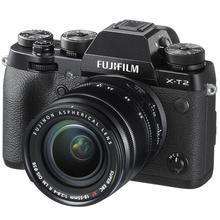 Fujifilm X-T2 + 18-55 mm fekete