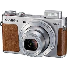 Canon PowerShot G9X, ezüst