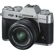 Fujifilm X-T30 +  XC 15-45 mm Silver