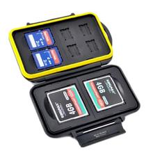 JJC MC-CF/SD/MSD8 Memory Card Case