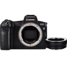 Canon EOS R váz + adapter EF-EOS R