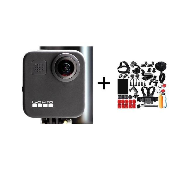 GoPro MAX + Universal Kit 42 in1  - 1