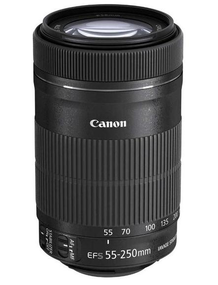 Canon EF-S 55-250mm f/4-5.6 IS STM  - 1