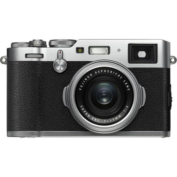 Fujifilm FinePix X100F silver  - 1