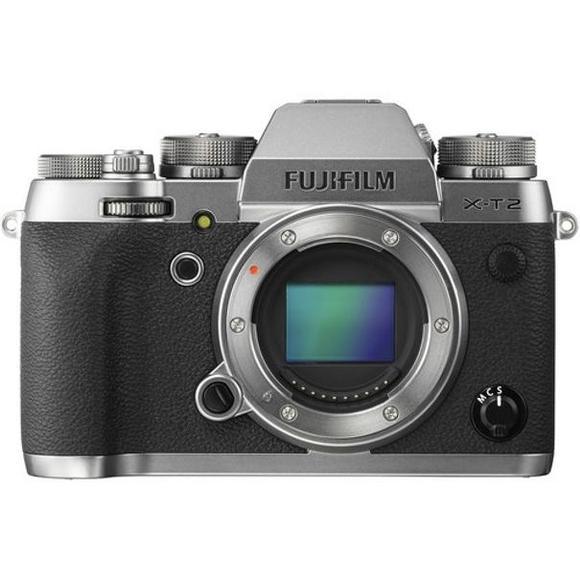 Fujifilm X-T2  ezüst  - 1