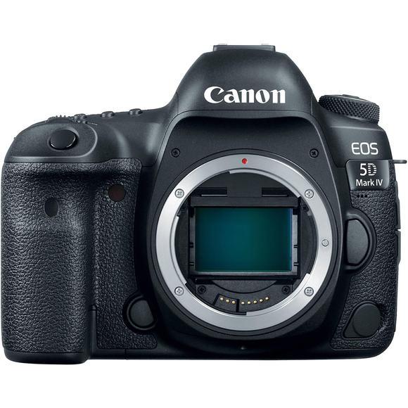 Canon EOS 5D Mark IV body  - 1