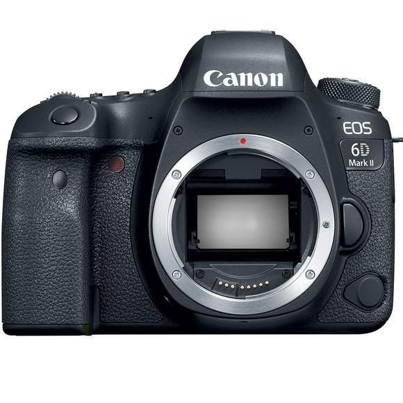 Canon EOS 6D Mark II váz  - 1