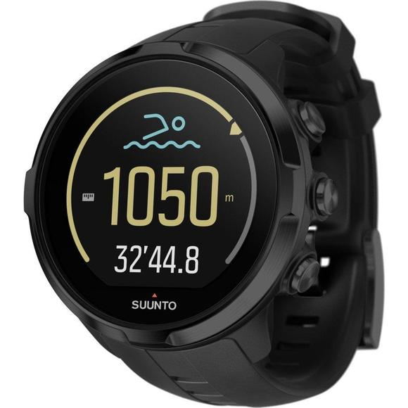 Suunto Spartan Sport Wrist HR All Black  - 1