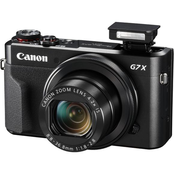 Canon PowerShot G7 X Mark II   - 1