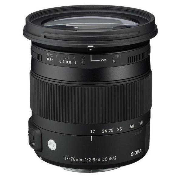 SIGMA 17-70mm f/2.8-4 DC Macro OS HSM Contemporary (Nikon)  - 1