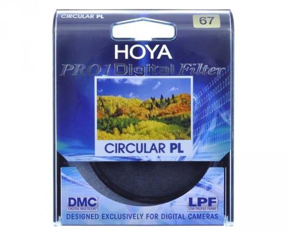 Hoya PL-C PRO1 DMC 67 mm polarizációs szűrő