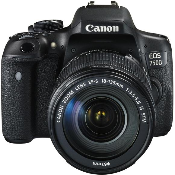 Canon EOS 750D + EF-S 18-135 IS STM  - 1