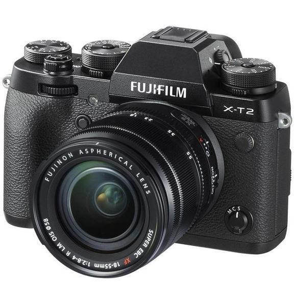 Fujifilm X-T2 + 18-55 mm fekete  - 1