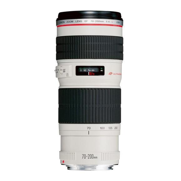 Canon EF 70-200mm f/4 L USM  - 1