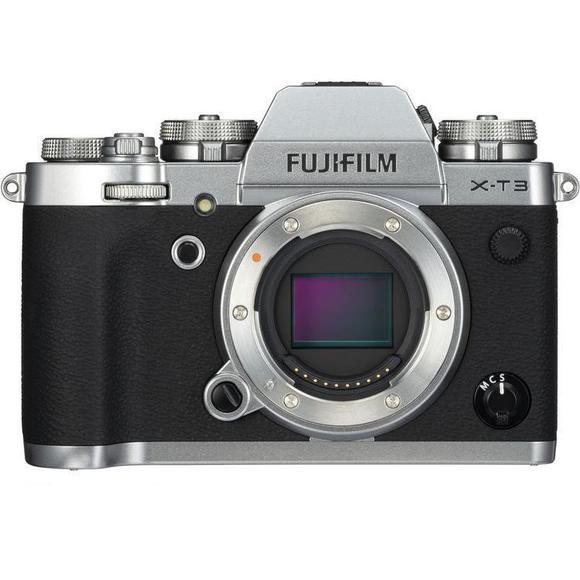 Fujifilm X-T3 Body ezüst  - 1