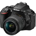 Nikon D5600 + 18-55 AF-P VR + 70-300mm AF-P DX VR - 4/5