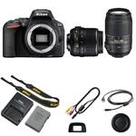 Nikon D5500 + 18-55 AF-P VR + 55-300 AF-S DX VR - 5/5