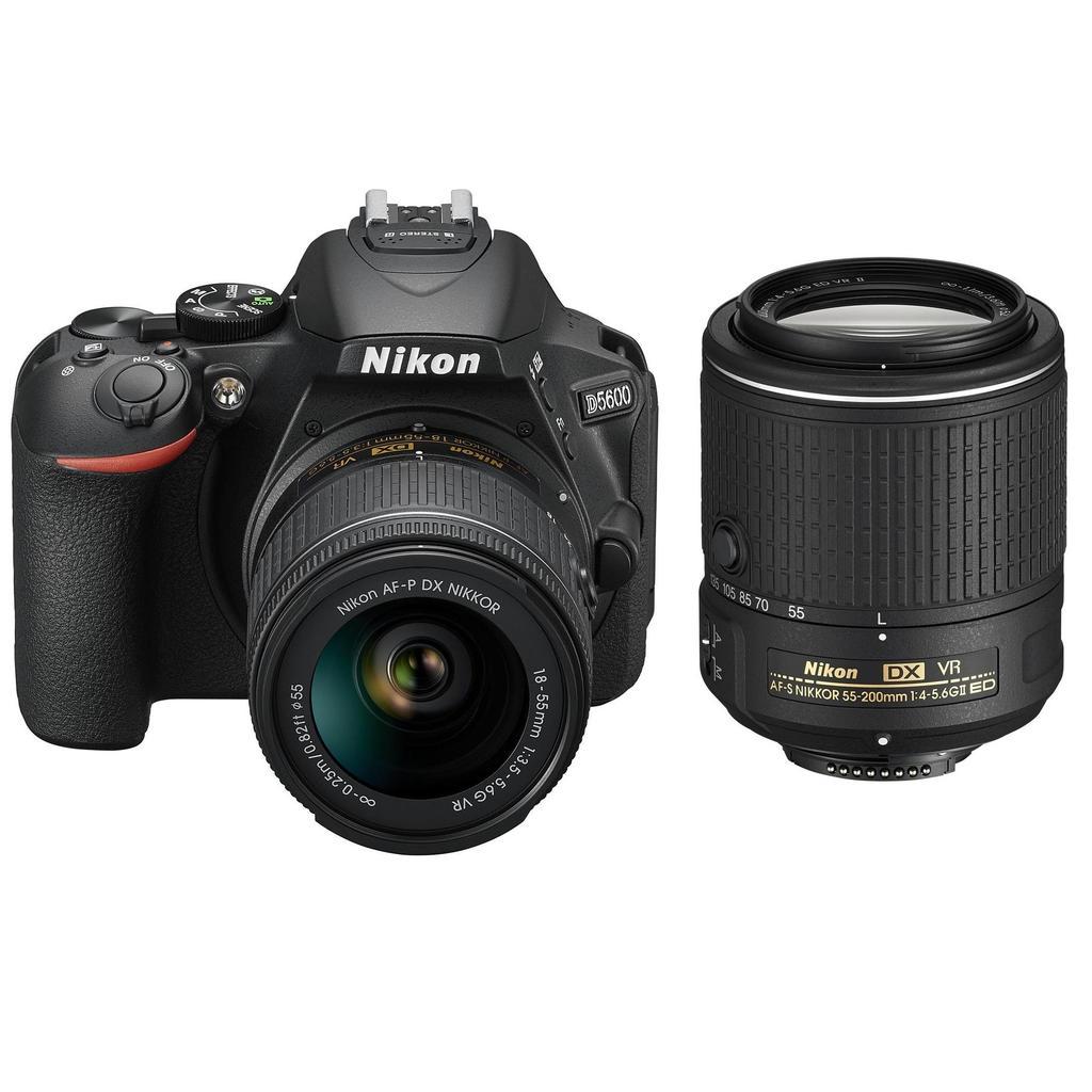 ecede1bff8ce DigiExpert.hu - Nikon D5600 + 18-55 AF-P VR + 55-200 mm VR II