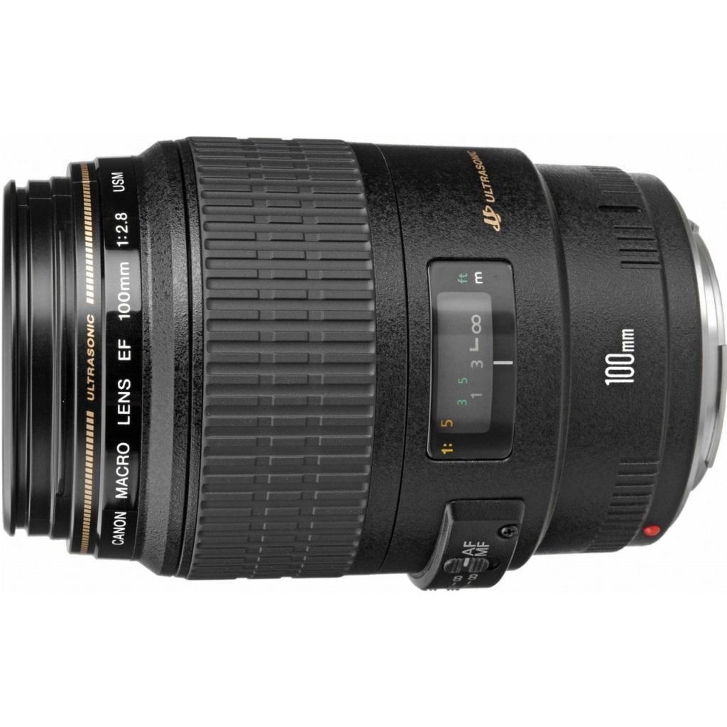 Canon EF 100mm f/2.8 L IS USM Macro Lens - Tech Cart