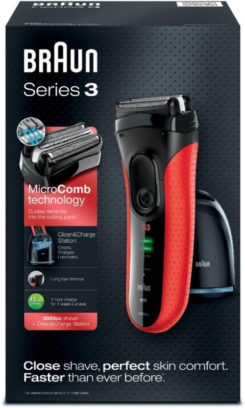 DigiExpert.hu - Braun Series 3-3050cc Clean Charge 0df3d90814